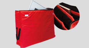 Verpackung für zerbrechliches wie Spiegel und Bilder von Hafels Umzüge
